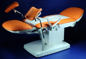 Golem 6ET ESP examining gynecological chair