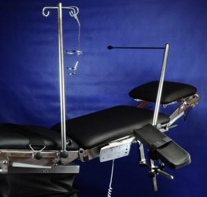 Golem 5TB (G 50 25) + Arm rest (D 50 06) + Infusion holder (D 50 07) + Mounthpieces holder (D 50 08) + Fastening strap (D50 09)