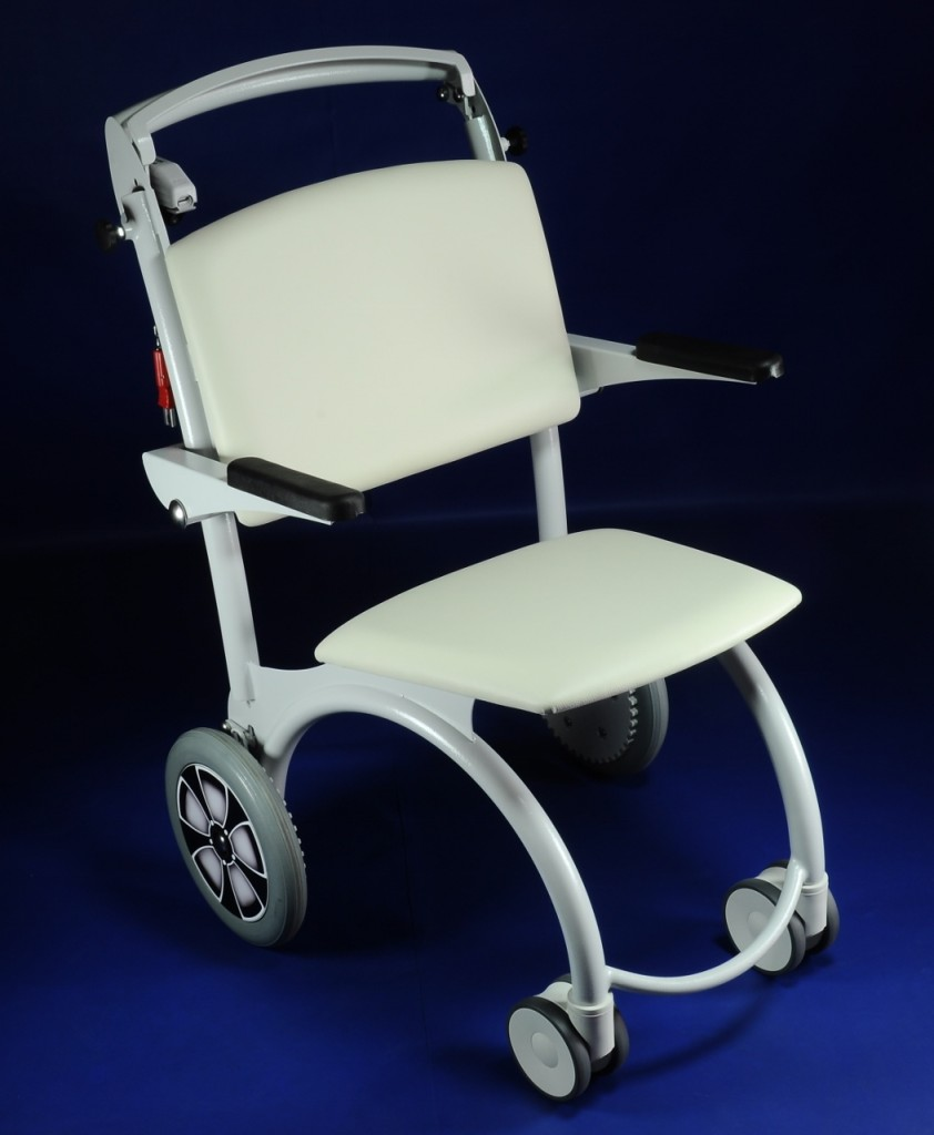 RQL s.r.o. - Golem TZ – Stackable transport chair