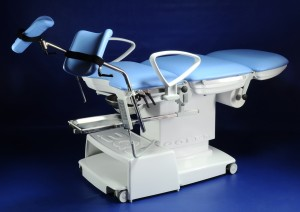 Golem 6ET treatment gynecology table