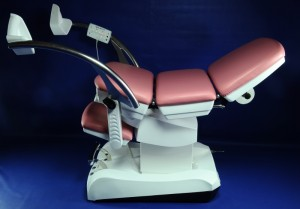 GOLEM F1 gynecology chair for IVF with standart leg supports(include standart price)